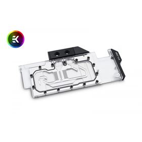 EKWB EK-Vector RTX RE RGB - Plexi + Nickel