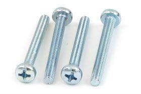 Screws - M4x35mm - 4 pcs