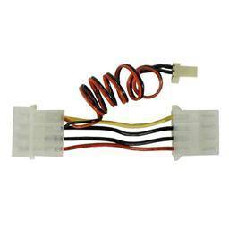 Cable adapter - 4-pin molex to 3-pin