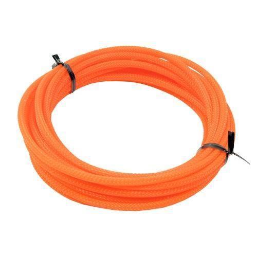 Cablemodders Single Sleeving 5m Uv Orange Buy At