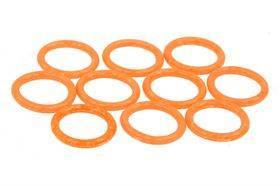 Phobya O-Ring - 11x2mm (G1/4) - UV Orange - 10 pcs