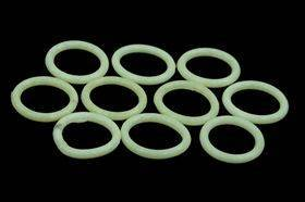 Phobya O-Ring - 11x2mm (G1/4) - UV White - 10 pcs