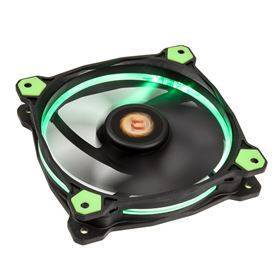 Thermaltake Riing 12 120mm LED-Fan - Green
