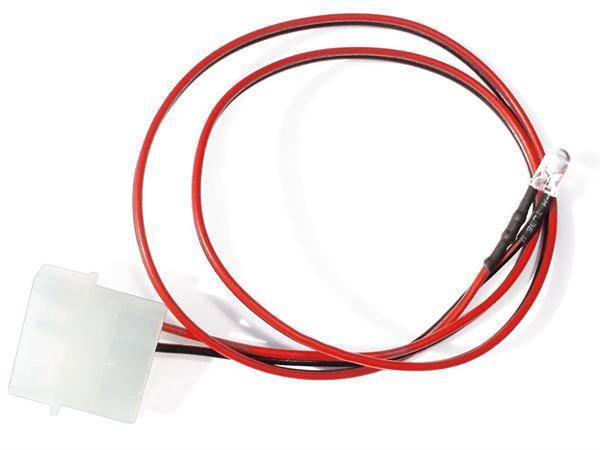 XSPC Twin LED 5/mm