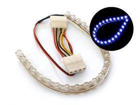 Lamptron FlexLight - 24 LEDs - Blue